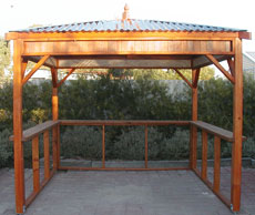 spa gazebo perth